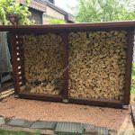 Holzlager 1