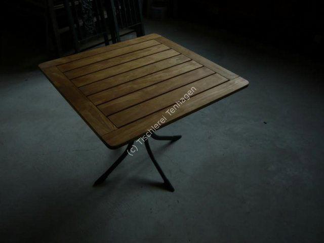 Accoya-Tischplatte (Garten)