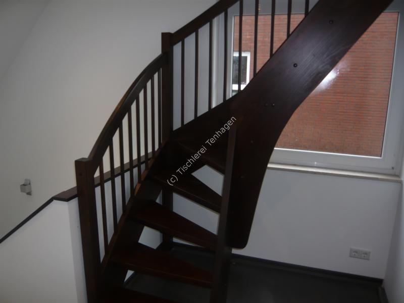 Treppe in Nubaum