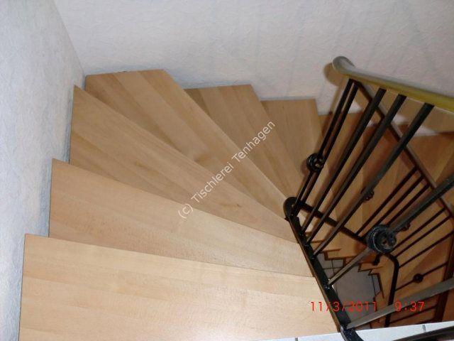 Treppe Buche 4
